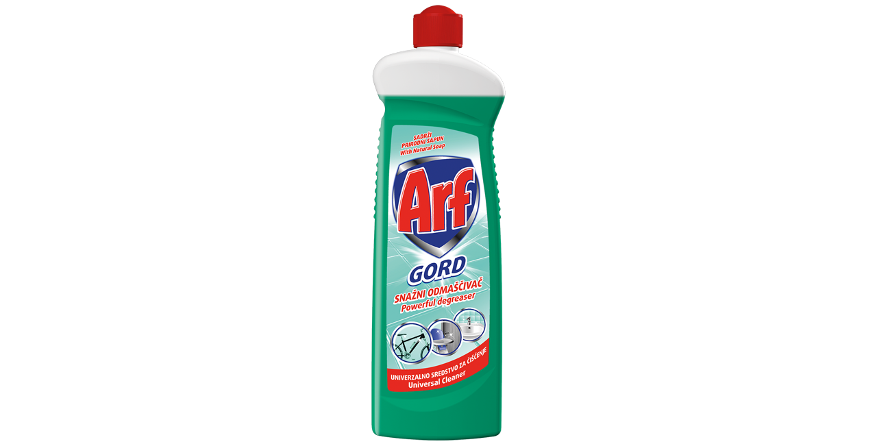 Arf Universal Cleaning Products Saponia